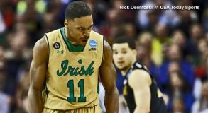 Notre Dame - Kentucky Elite 8 Preview