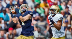 2015 Notre Dame Blue Gold Game Highlights