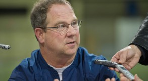 Harry Hiestand - Notre Dame OL Coach