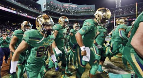 Notre Dame Football Ranked 4th in Coaches Poll