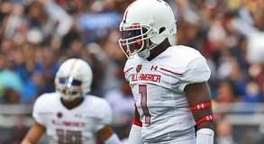 Ben Davis - Notre Dame LB Recruit