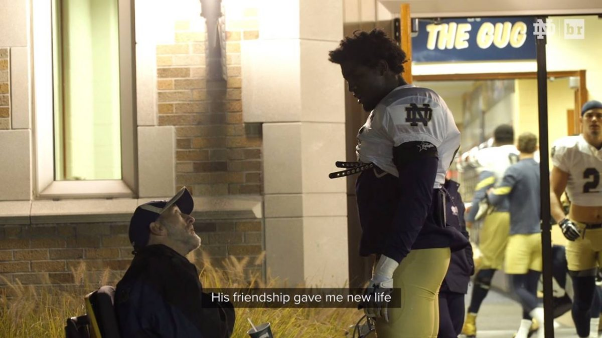 notre dame chat sites Chat support chat support support notre dame goaltender cale morris slid across the crease to rob senior captain tony calderone on a one-timer from.