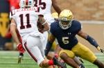 Notre Dame Faces Unexpected, Early Gut Check vs. Vanderbilt
