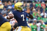 Reasons For Optimism For Brandon Wimbush And Notre Dame