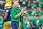 Brian Kelly Expects Notre Dame to Have Staff Continuity as of Today