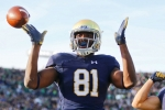 Miles Boykin to NFL: Notre Dame Forced to Reshape Receiving Corps