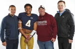 Notre Dame Recruiting: Elite Running Back Chris Tyree Sets Commitment Date For May 23rd