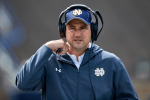 Notre Dame's Mike Elston Continues to Let the Good Times Roll