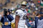 Hamilton, Okwara, and Vaughn Continue To Star For Notre Dame In Fall Camp