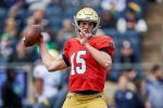 What the Departure of Phil Jurkovec Means for Notre Dame