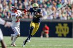 Javon McKinley Returning for 5th Year Would be Great Notre Dame Story