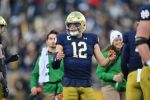 Overreactions from Notre Dame Finally Beating Navy Like They Should