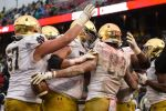 For Notre Dame Football Fans, That Dissatisfaction You Feel Is Progress