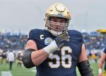 Quenton Nelson Endorses Tommy Rees as Notre Dame's New OC